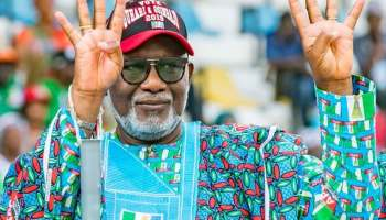 Ondo 2020: Jimoh Ibrahim Dumps PDP, Donates 20 Campaign Vehicles To Akeredolu