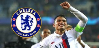 Chelsea Sign Former PSG Centre Back Thiago Silva
