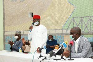 2023: Ortom Tasks PDP SWC To Be Neutral