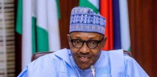 JUST IN : Insecurity: Buhari Meets North-East Governors, Security Chiefs