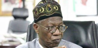 Broadcasting Code: NBC Board Rejects Ammendment, Says Lai Mohammed Acted Alone