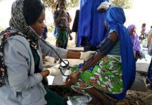 EU-UNICEF Renovate 2 PHCs in Remote Communities In Bauchi