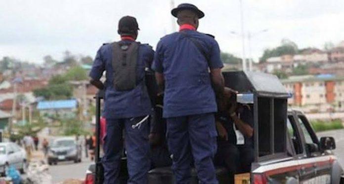 NSCDC Arrests 8 Suspected Kidnappers In Oyo