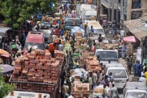 Kano Traffic Agency Bans Long Vehicles From Offloading Goods During The Day