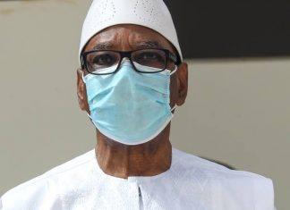 BREAKING: Ousted Mali President, Keita, Freed