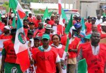 Minimum Wage: Ekiti Workers Begin 3-days Warning Strike Monday