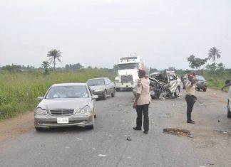 4 Persons Die In Lagos Autocrash