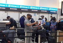 COVID-19: 327 Evacuees Arrive Nigeria