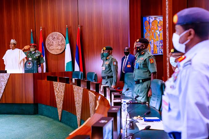 Insecurity: Buhari, Governors, Others Call For Joint Strategy To End All Conflicts
