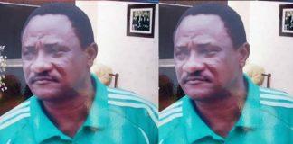 BREAKING: Ex-Falcons Coach, Mudasiru Yusuf, Is dead