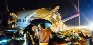 BREAKING: Air India Plane breaks In Two At Calicut Runway