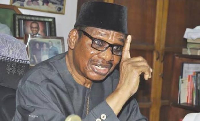 Sagay Condemns Salami Panel For Taking Suspects' Testimonies Against Magu