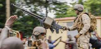 JUST IN: Four Soldiers Killed In Explosion