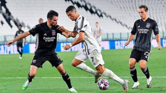 Lyon Hold Off 'Extraterrestrial' Ronaldo, Juve To Reach Champions League Last-eight
