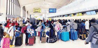 292 Nigerians Evacuated From UAE Arrive Abuja