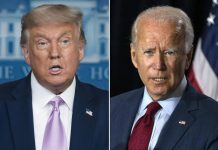 Poll: Biden Leads Trump By 9 Points On Eve Of DNC