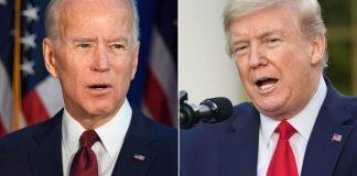 'No One Will Be Safe In Biden's America', Stays Trump