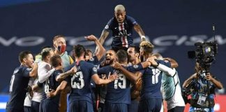 PSG Beat Leipzig 3-0 RB For Their First Ever Champions League Final