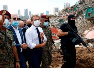 Lebanese Judge Orders Detention Of Top Officials After Port Blast