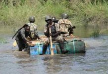 Troops Raid Pirates, Militants Camp, Kill 5 In Bayelsa