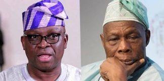 Kashamu: Fayose Mourns, Condemns Obasanjo's Comment On Deceased