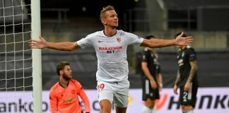 Sevilla Knock Wasteful Manchester United Out Of Europa League In Semis
