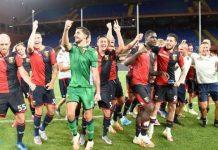 Genoa Survive Again, Lecce Relegated On Serie A Season's Final Day