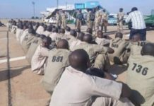 FG Not Planning To Absorb Repentant Boko Haram Fighters Into Military – Presidency