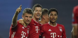 Bayern Beat Lyon To Face PSG In Champions League Final