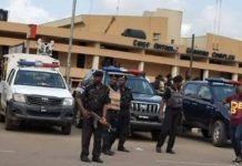 JUST IN: Police Take Over Edo House Of Assembly
