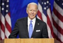 Biden Accepts Democratic Nomination, Vows End To 'American Darkness'