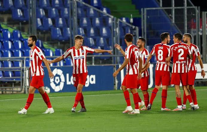 Atletico Madrid Resume Training As Rest Of Squad Test Negative For COVID-19