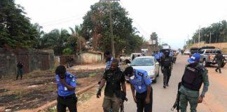 GUN MEN KILLED POLICE IN ANAMBRA